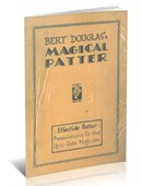 Bert Douglas's Magical Patter Magic download (ebook)
