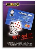 Bet on It Credit Card Trick