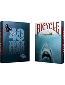 Bicycle 40 Years of Fear Jaws Playing Cards Deck of cards