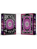 Bicycle A Glo Playing Cards Deck of cards