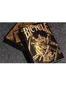 Bicycle Asura Black/Gold Playing Cards Deck of cards