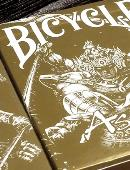 Bicycle Asura Gold Playing Cards Deck of cards