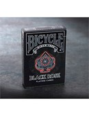 Bicycle Black Rose Playing Cards Deck of cards