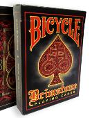 Bicycle Brimstone Deck (Red) Deck of cards