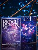 Bicycle Constellation Series - Sagittarius Deck of cards