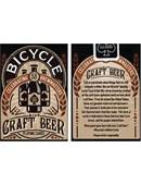 Bicycle Craft Beer Deck Deck of cards