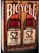 Bicycle Craft Beer V2 Deck Deck of cards