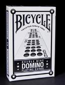 Bicycle Double Nine Domino Playing Cards Deck of cards
