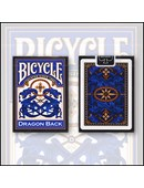 Bicycle Dragon Back Cards Trick