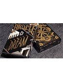 Bicycle Dream Black/Gold Playing Cards Deck of cards