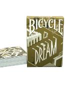 Bicycle Dream Playing Cards (Gold Edition) Deck of cards
