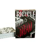 Bicycle Dream Playing Cards (Silver Edition) Deck of cards
