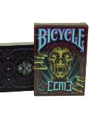 Bicycle Eerie Deck (Purple) Deck of cards