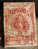 Bicycle Expert Back Playing Cards Deck of cards