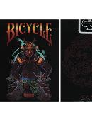 Bicycle Feudal Samurai Deck (Limited Edition with Numbered Sleeve) Deck of cards
