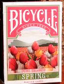 Bicycle Four Seasons Limited Edition Spring Playing Cards Deck of cards