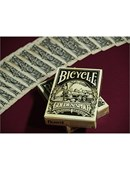 Bicycle Golden Spike Deck Deck of cards