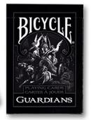 Bicycle Guardian Playing Cards Deck of cards