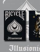 Bicycle Illusionist Deck Limited Edition (Dark) Deck of cards