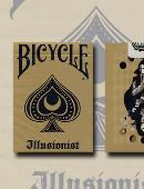 Bicycle Illusionist Deck Limited Edition (Light) Deck of cards