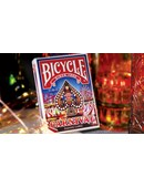 Bicycle Limited Edition Carnival Playing Cards Deck of cards