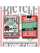 Bicycle Luchadores Playing Cards Deck of cards