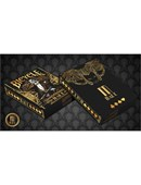 Bicycle Made Gold Deck Deck of cards