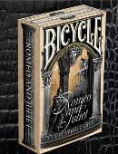 Bicycle Montague vs Capulet Playing Cards (Cream) Deck of cards