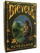 Bicycle Neverland Deck Deck of cards