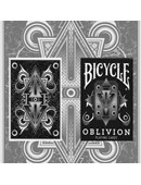 Bicycle Oblivion Deck (White) Deck of cards