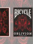 Bicycle Oblivion Playing Cards (Red) Deck of cards