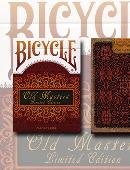 Bicycle Old Masters Playing Cards (Numbered Limited Edition) Trick