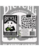 Bicycle Panda Playing Cards Deck of cards