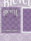 Peacock Deck (Purple) Deck of cards