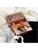 Bicycle Pin-Up Playing Cards Trick