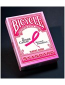 Bicycle Pink Ribbon Playing Cards Deck of cards