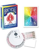 Bicycle Rainbow Playing Cards Deck of cards