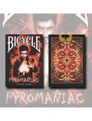 Bicycle Pyromaniac Playing Cards Deck of cards