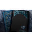 Bicycle Scarab (Blue) Playing Cards Deck of cards