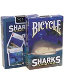 Bicycle Sharks Playing Cards Deck of cards