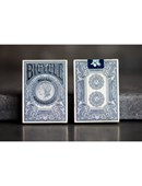 Bicycle Silver Certificate Deck Deck of cards