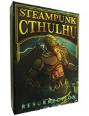 Bicycle Steampunk Cthulhu Resurrection Deck (Green) Deck of cards