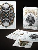 Bicycle Steampunk Deck (White) Deck of cards