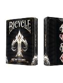 Bicycle Steel Playing Cards Deck of cards