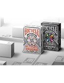 Bicycle Ultimate Universe Gray Scale Playing Cards Deck of cards