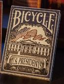 Bicycle U.S. Presidents Playing Cards (Democratic Blue) Deck of cards