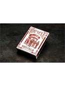 Bicycle White Collar Playing Cards Trick