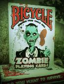 Bicycle Zombie Playing Cards Deck of cards