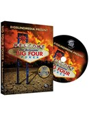 Big Four Poker DVD