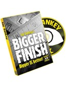 Bigger Finish DVD